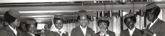 Hôtesses promotion 1968