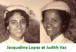 Jacqueline Lopez et Judith Vaz