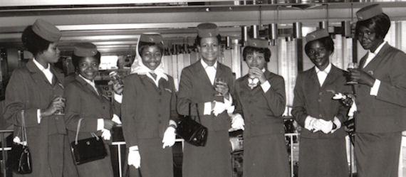 1968 - Promotion hôtesses