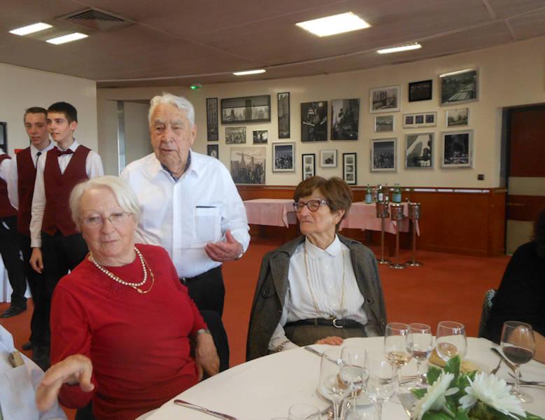 Amicale des anciens UTA, Nice le 14 mars 2017