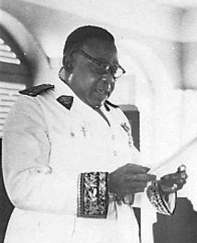 Félix Éboué gouverneur de l'A.E.F