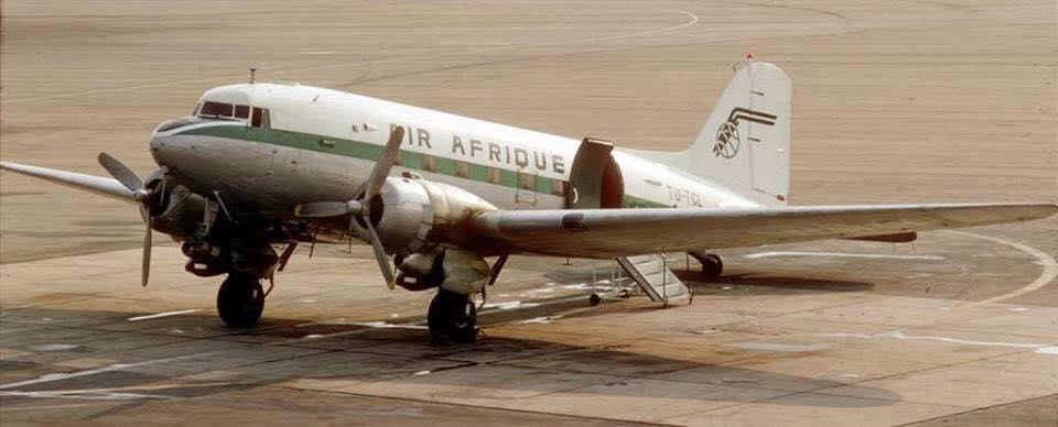 DC-3 TU-TCL