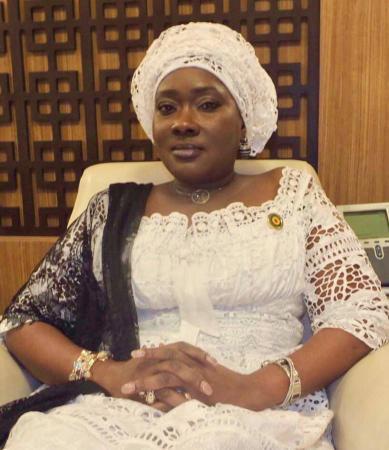 Haïdara Aïssata Cissé, dite Chato élue à la vice-présidence du Parlement Panafricain
