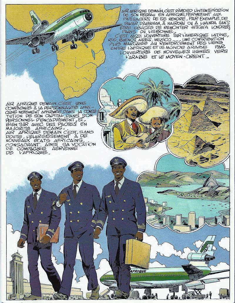 Si Air Afrique m'était conté