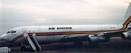 B707 cargo 5X-JON