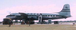 DC-4 Argonaut Canadair