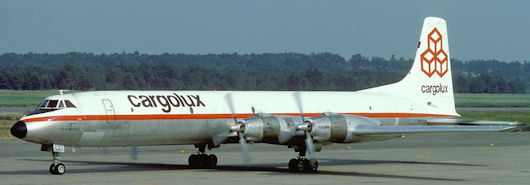 CL-44 Cargolux