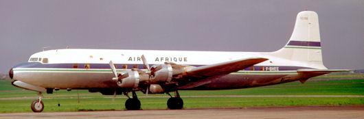 F-BHEE DC-6