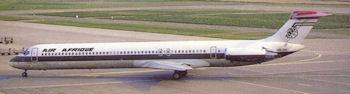 HB-INE DC-9 81