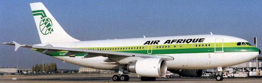 A310 TU-TAF
