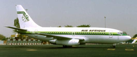 Boeing 737 TU-TAV