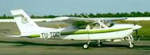 TU-TOC Cessna 177 Aéro-club Air Afrique