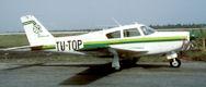 TU-TOP  Piper « Comanche » Aéro-club Air Afrique