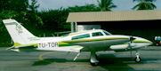 TU-TOR Cessna 177 Aéro-club Air Afrique