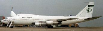 B707 cargo YR-ABA