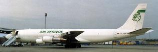B707 cargo YR-ABM