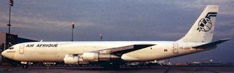 B707 cargo YR-ABN