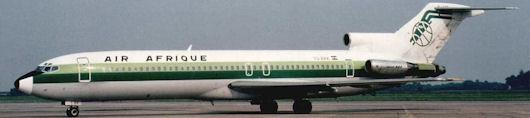 Boeing 727 YU-AKK