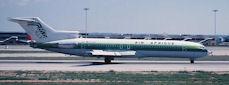 Boeing 727 YU-AKL