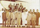 Assemblée Constitutive Air Afrique - 26 juin 1961
