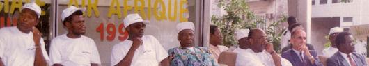 Fête du travail à Abidjan en ....