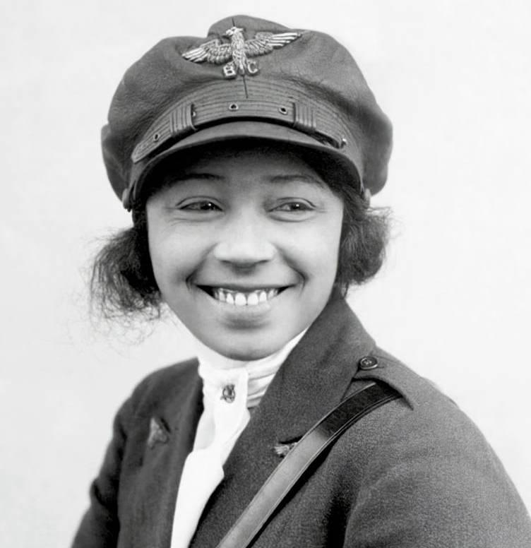 Bessie Coleman 1923