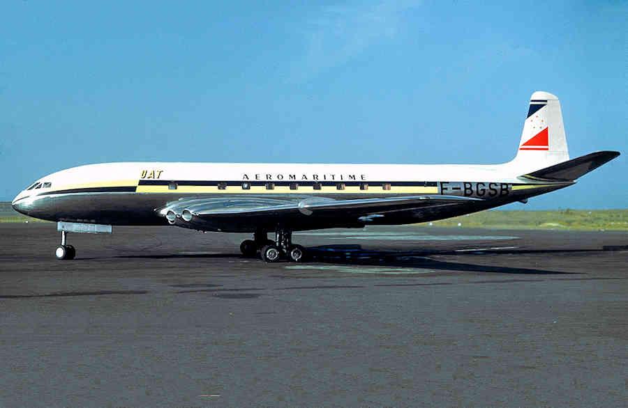 Comet à Dakar