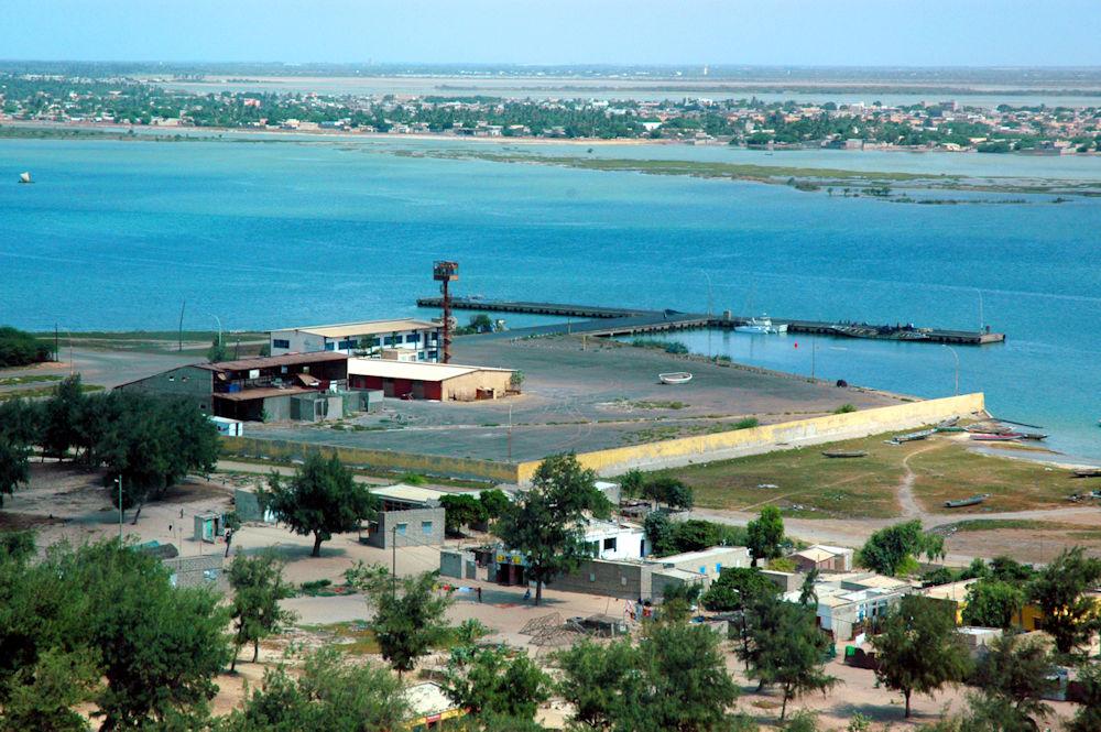 2004 Saint-Louis du Sénégal, hydrobase (Jacques Guillem)