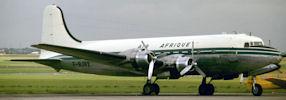 F-BJBX DC-4